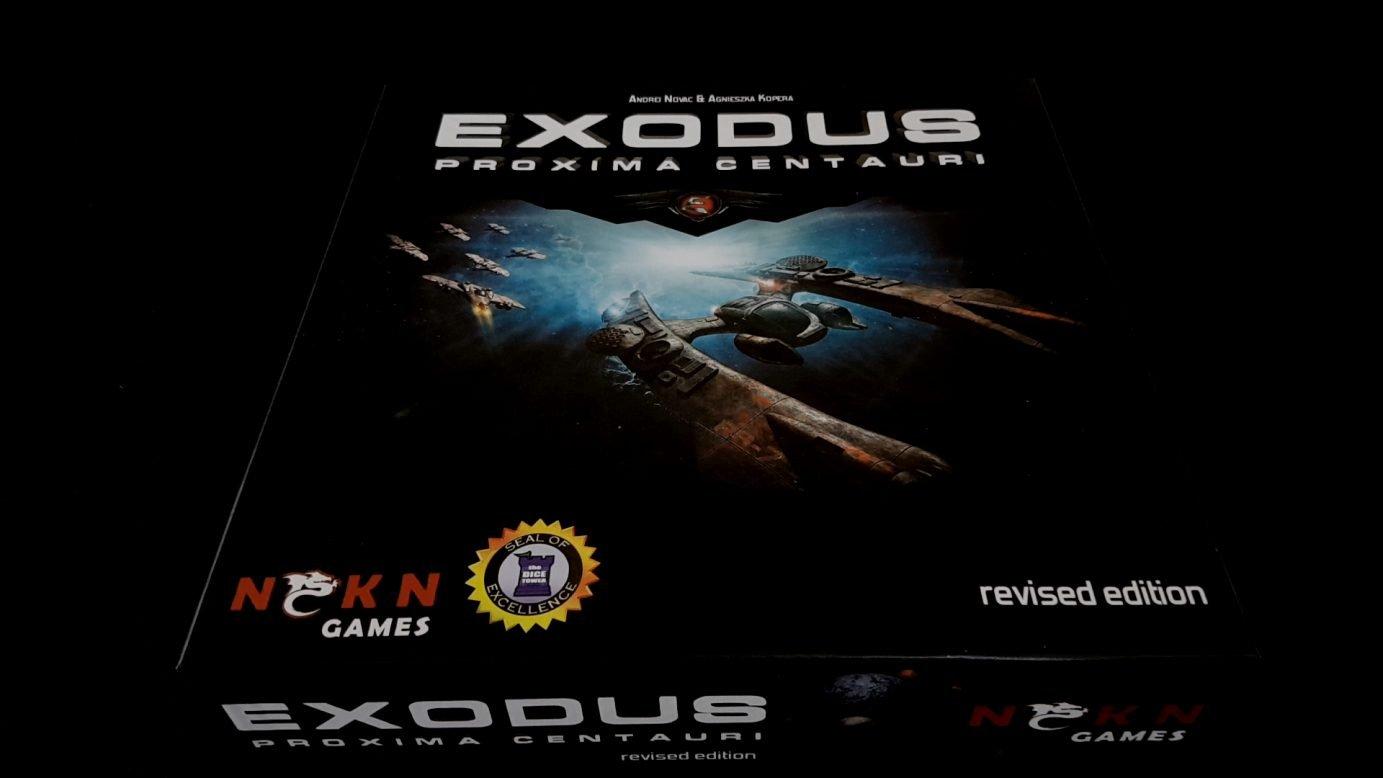 Exodus Proxima Centauri box