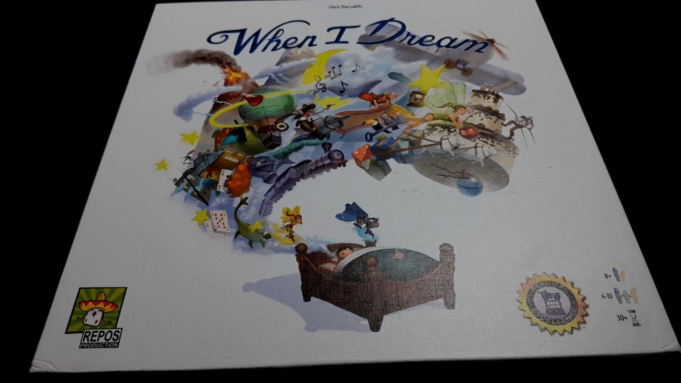 When I Dream box