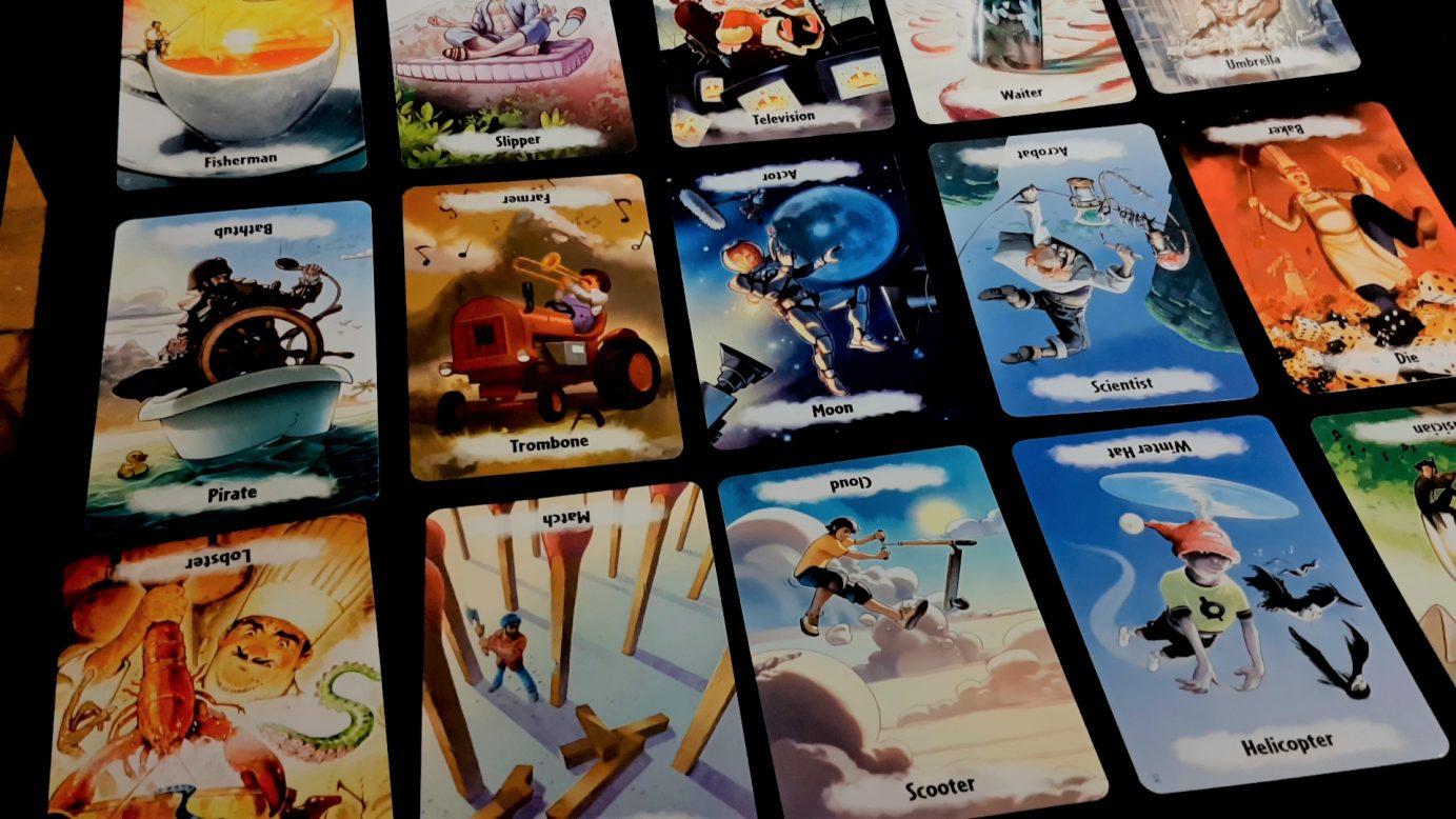 More When I Dream cards