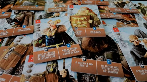 Raiders of the North Sea accessibility teardown