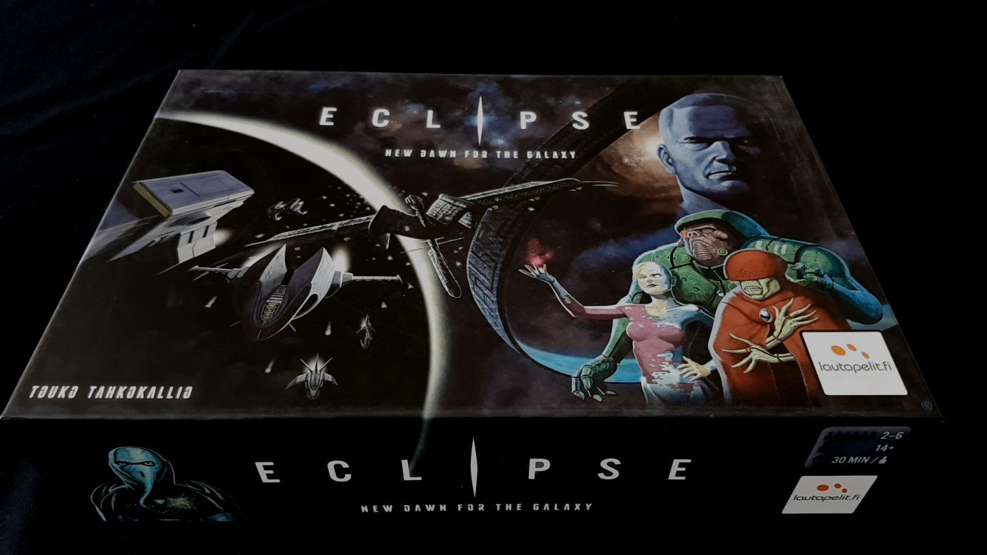 Eclipse: A New Dawn for the Galaxy box