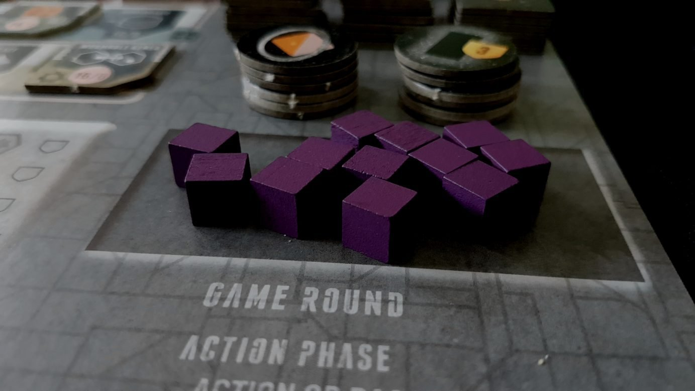 Cubes in Eclipse