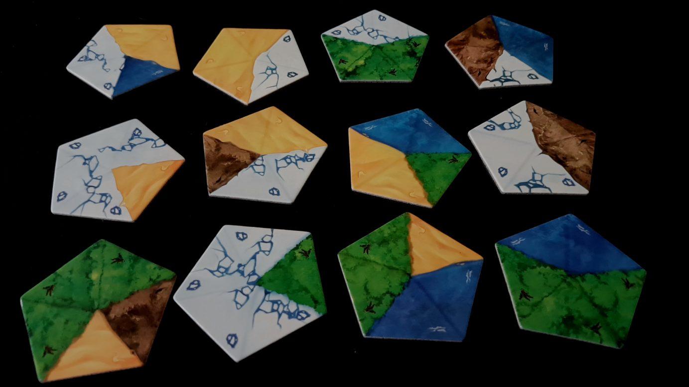 Planet tiles
