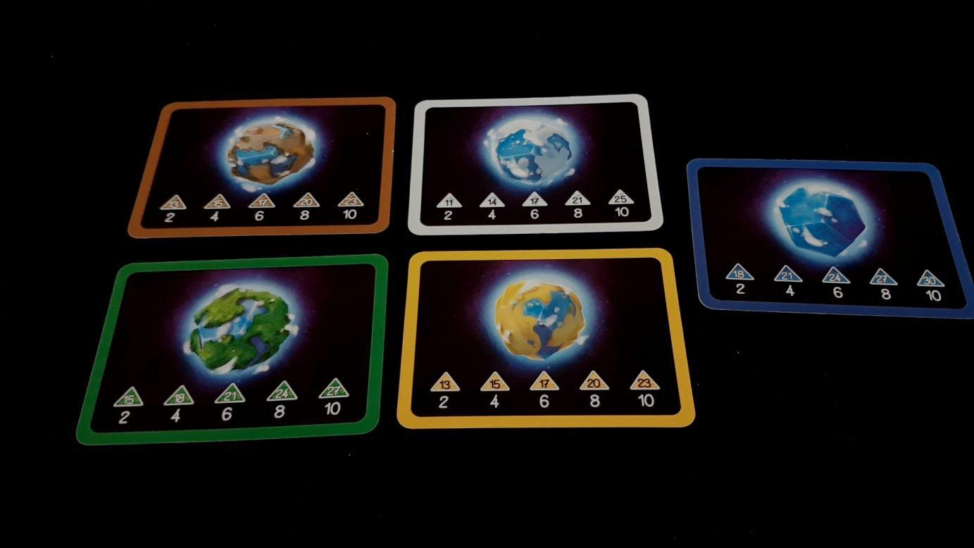 Habitat cards