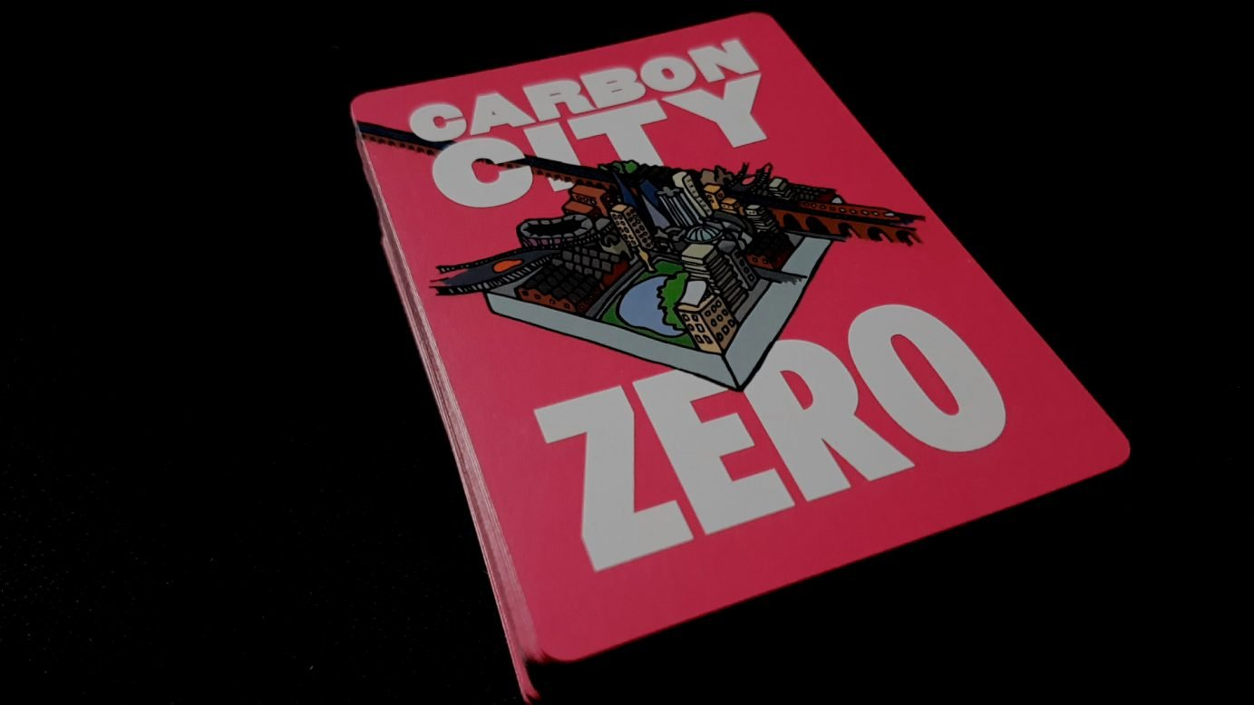Carbon City Zero deck
