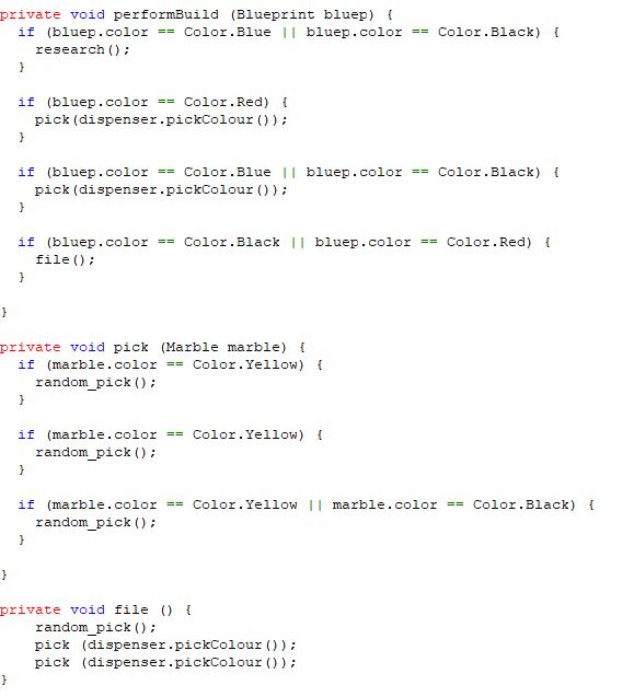 Gizmos actions as code