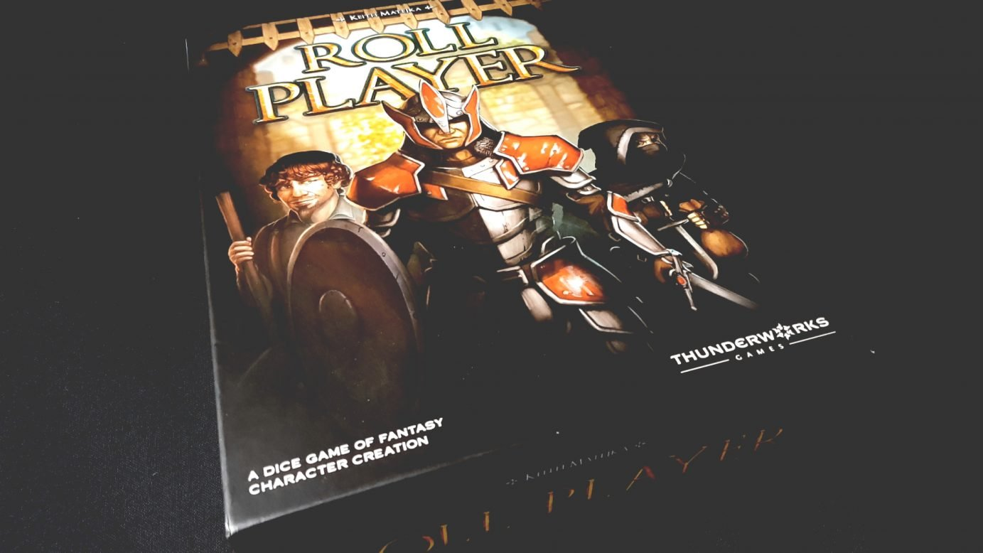 Roll Player box