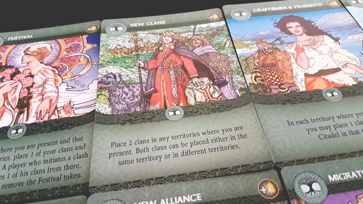 Inis cards