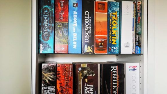 Top Twelve Best Board Games With Which to Start a Collection