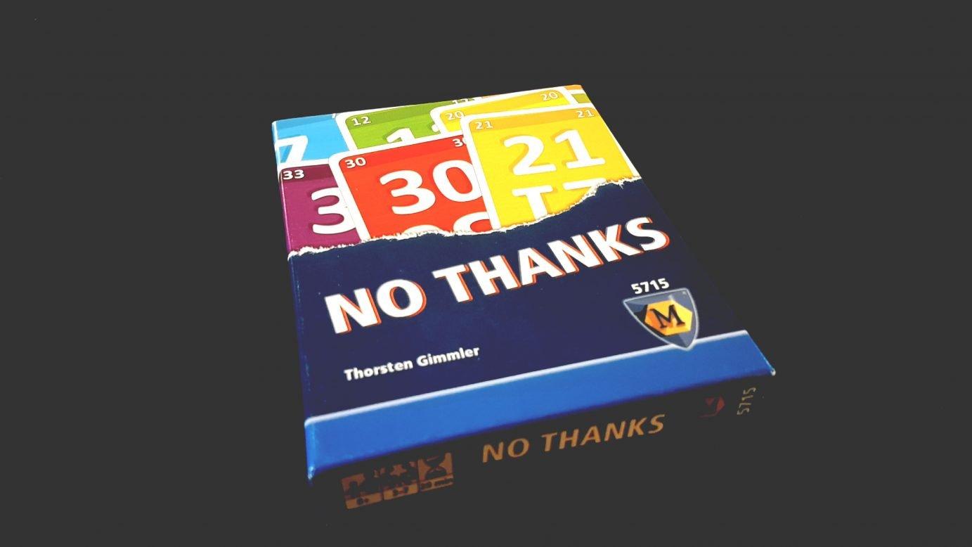 No Thanks box