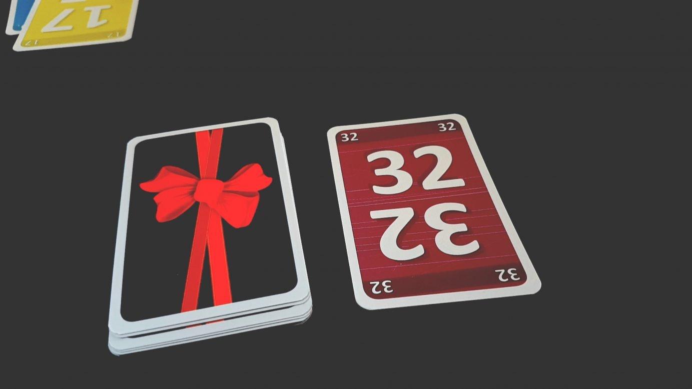The 32 card