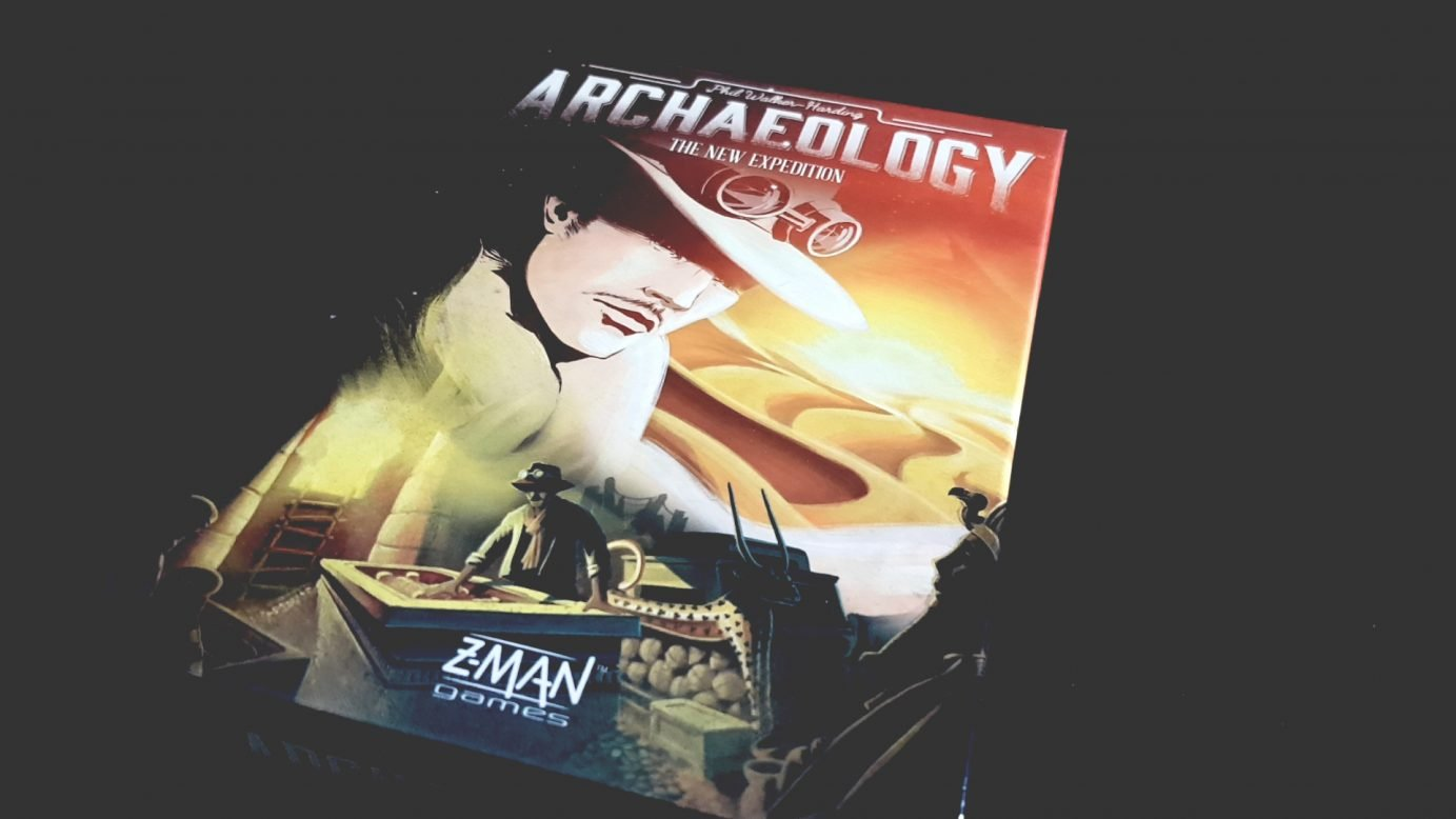 Archaeology The Next Expedition box