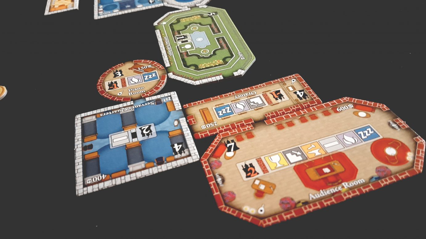 Castles of Mad King Ludwig Horror Story