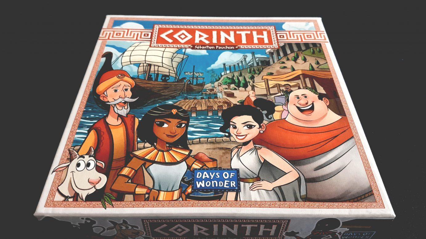 Corinth box art