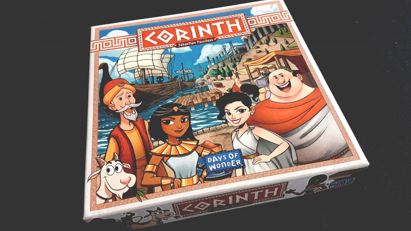 Corinth box