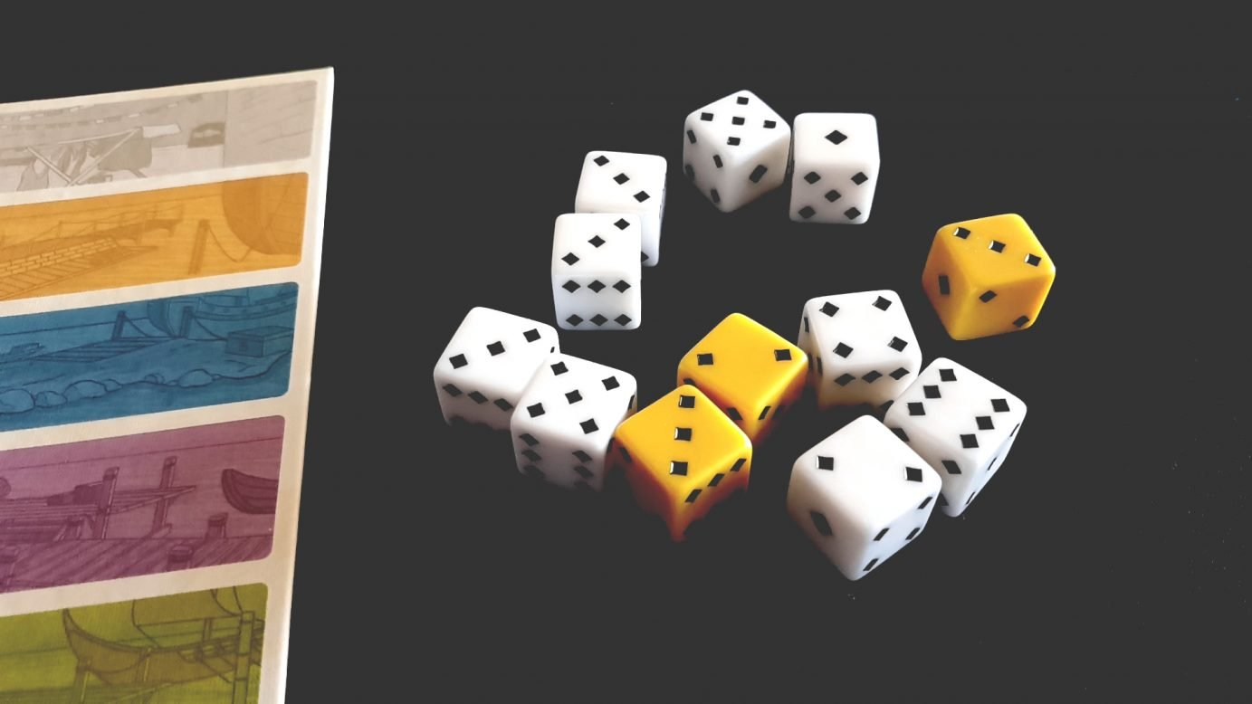 Corinth and dice