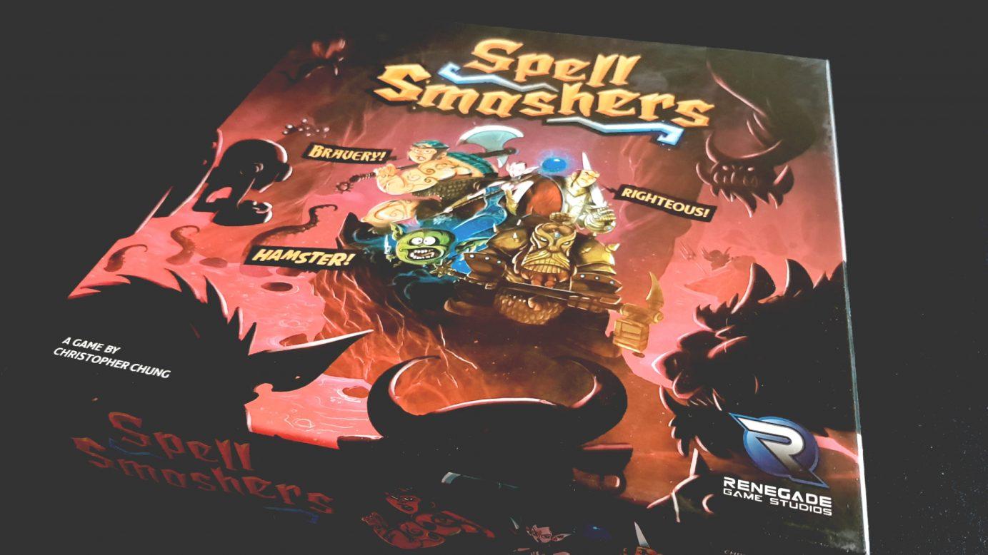 Spell Smashers box