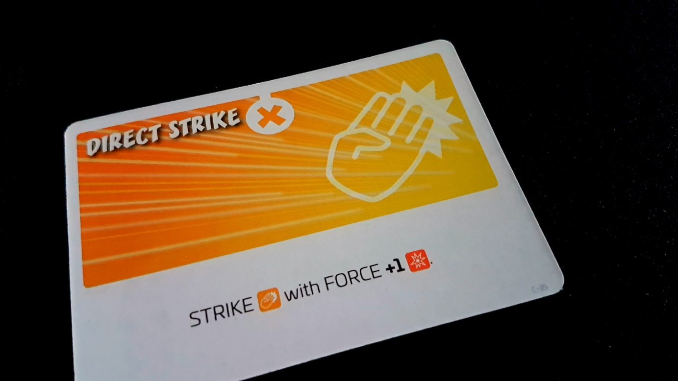 Combo card
