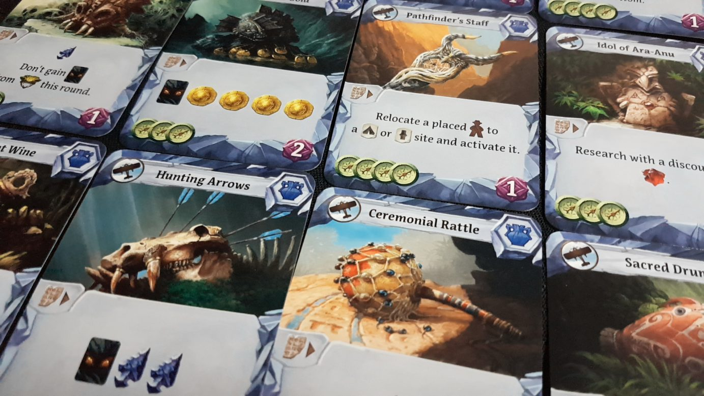 Lost Ruins of Arnak accessibility teardown