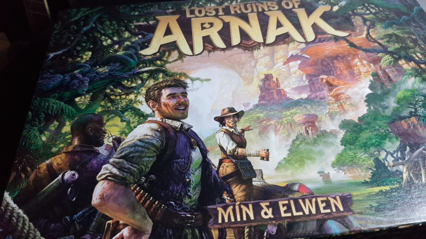 Lost Ruins of Arnak box