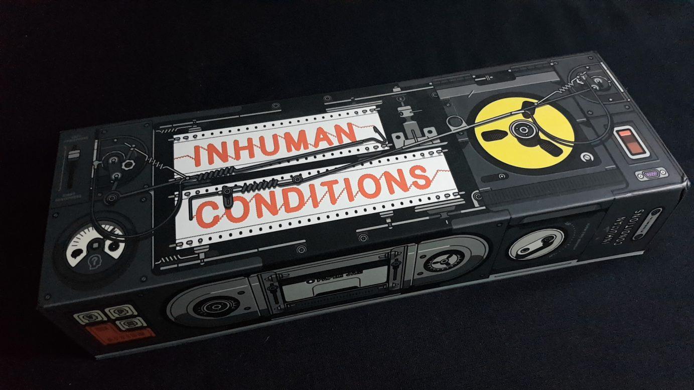 Inhuman Conditions box