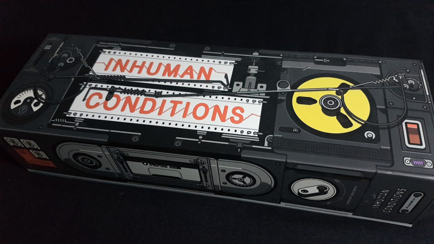Inhuman Conditions box