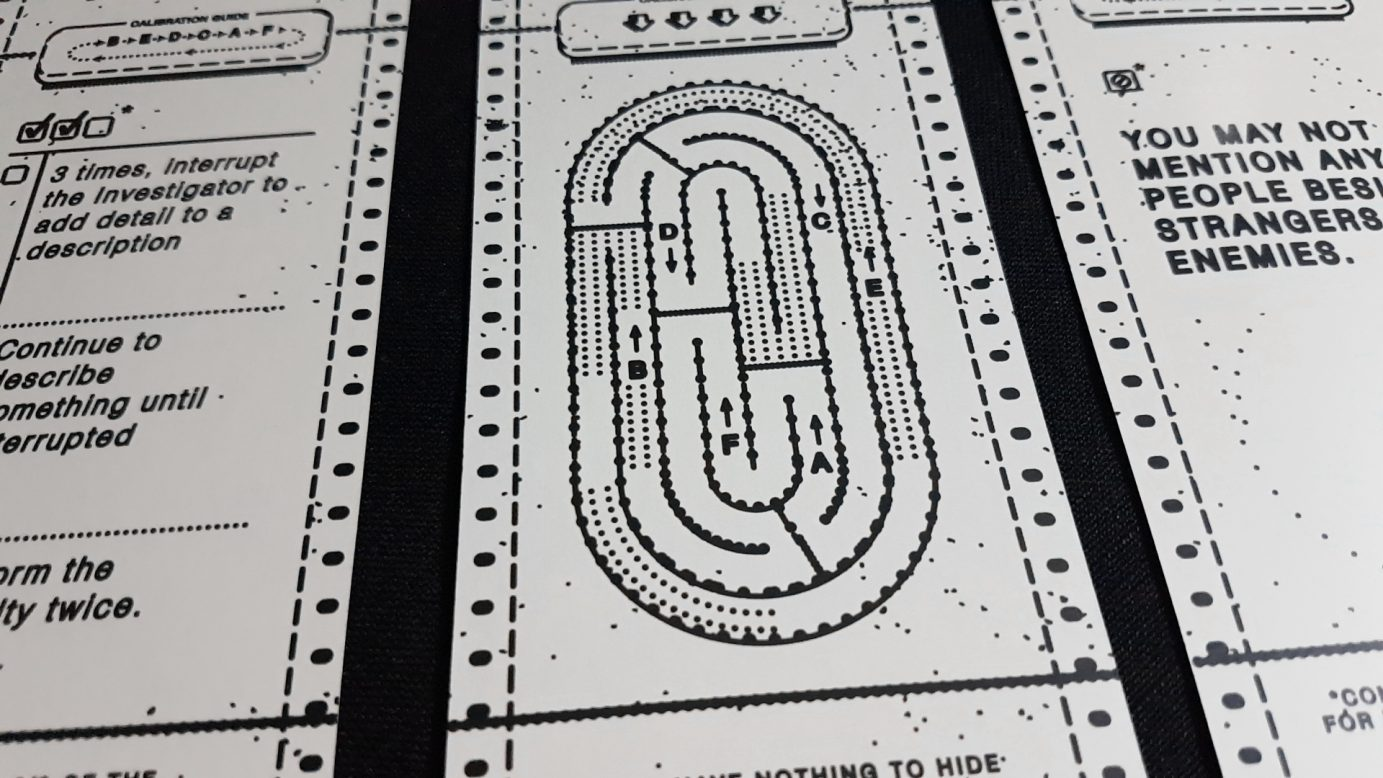 Maze test