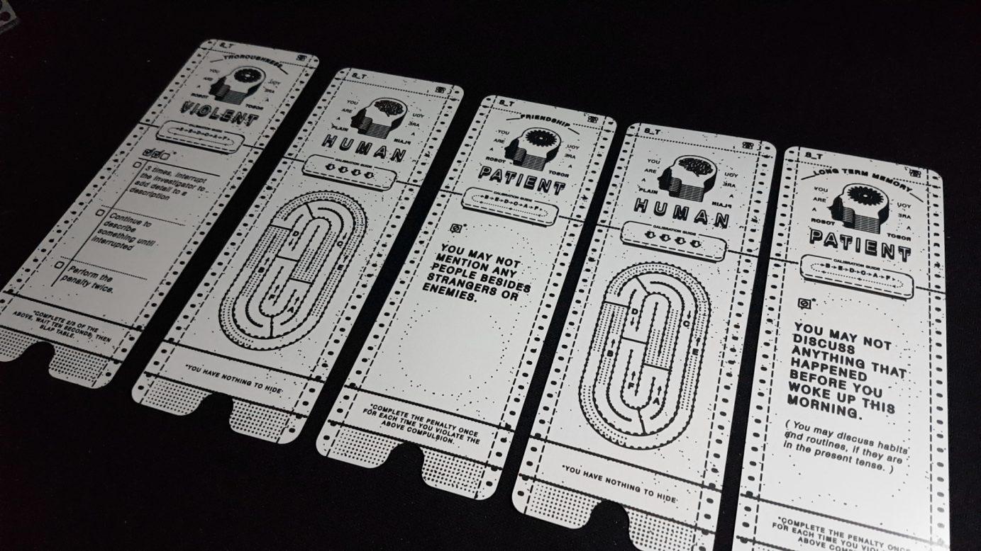 Inducer cards