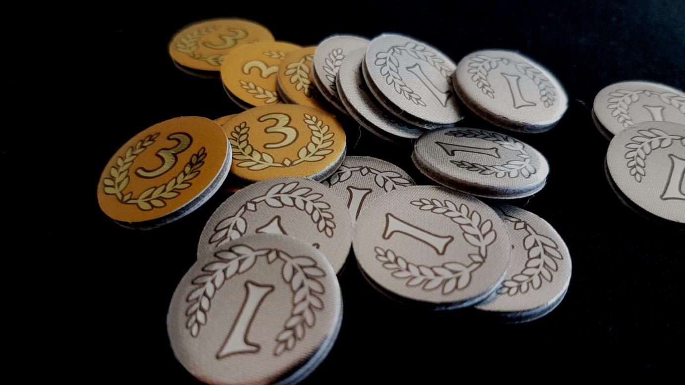 Burano coins