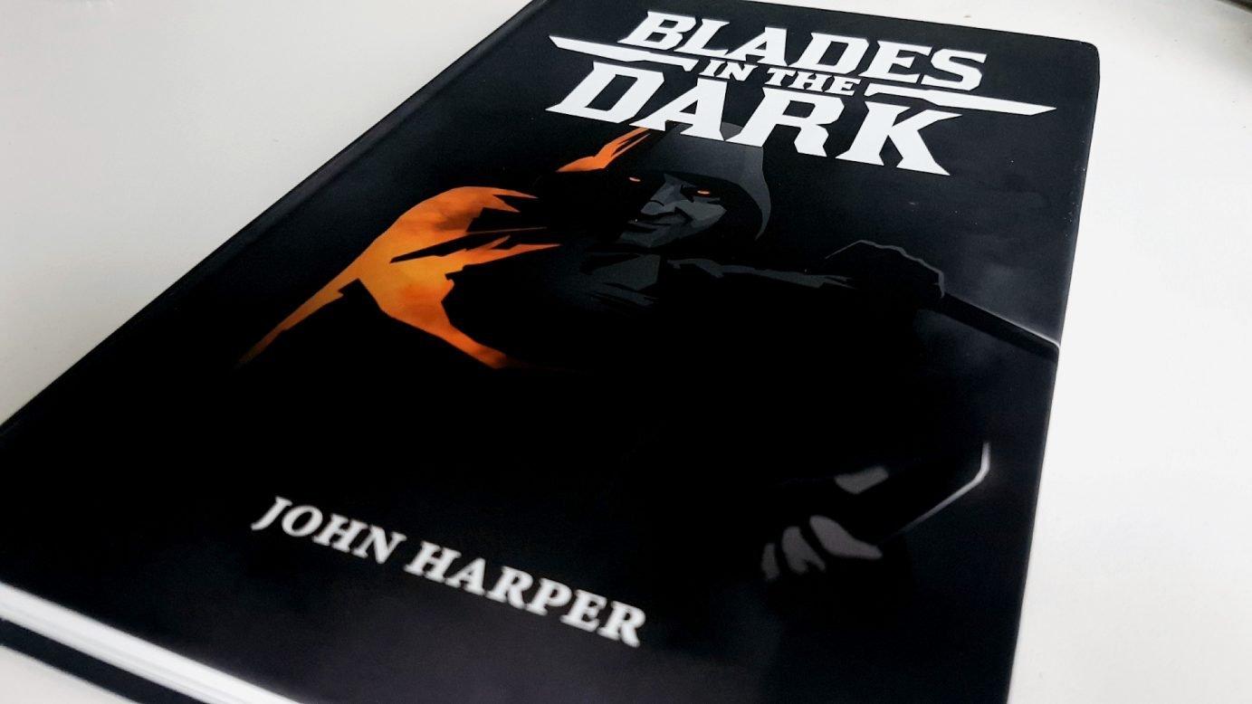 Blades in the Dark book