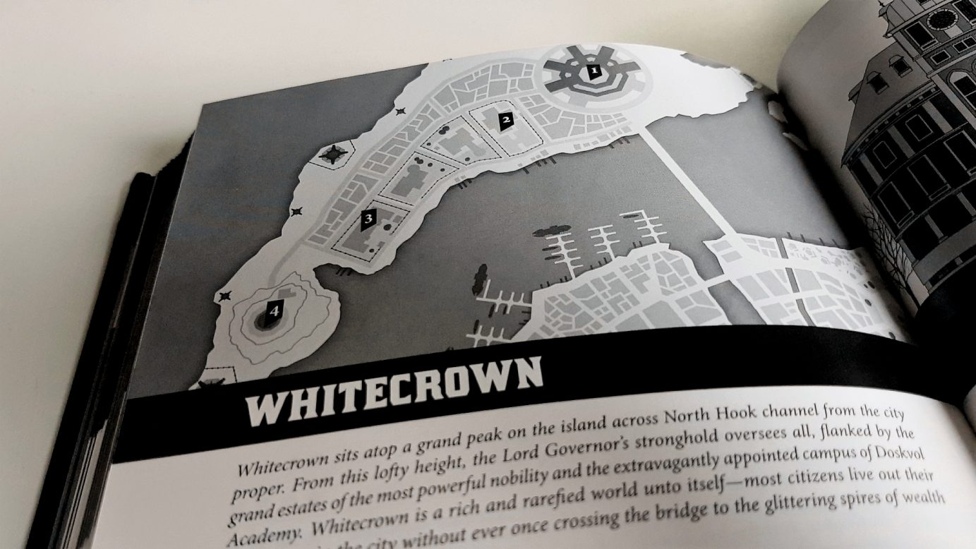 Whitecrown from the BitD book