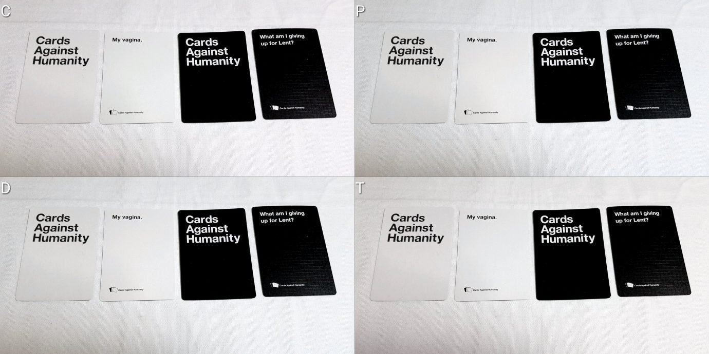 Cards Against Humanity 2009