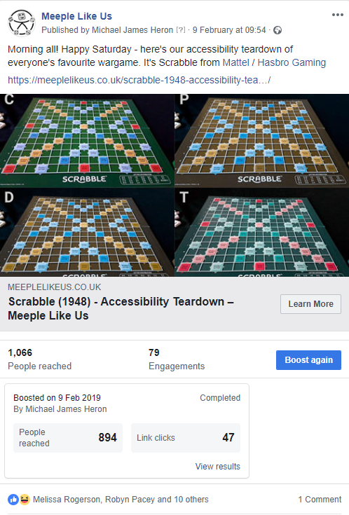Our Scrabble accessibility teardown